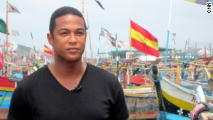 Video: Don Lemon travels to Africa