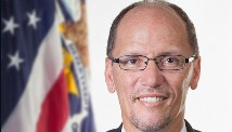 Secretary of Labor Tom Perez