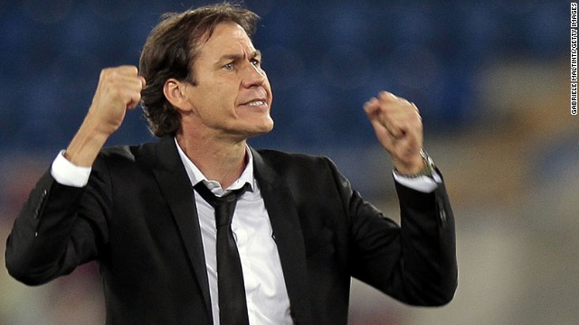 French coach Rudi Garcia guided Roma to second place in Serie in his first season in charge, and the club's only defeat in six league games so far in 2014-15 was against defending champion Juventus.