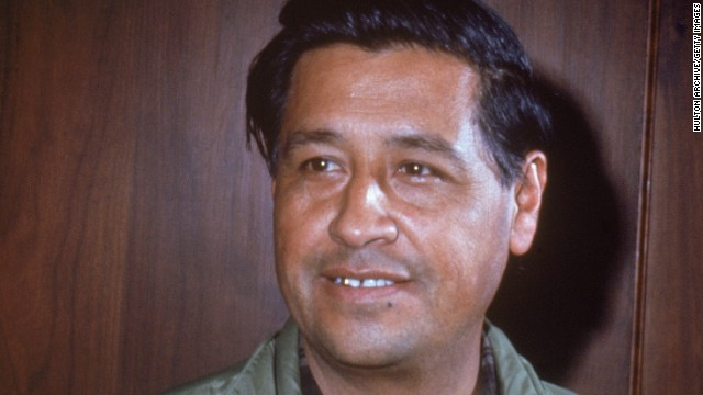 Cesar Chavez was nominated for the prize three times by the American Friends Service Committee -- in 1971, 1974 and 1975. He was one of America's foremost Latino and labor leaders.