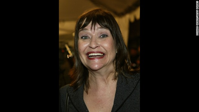 Actress and comedian <a href='http://www.cnn.com/2014/10/09/showbiz/comedian-actress-jan-hooks-dies/index.html?hpt=hp_t2'>Jan Hooks</a> died in New York on Thursday, October 9. Her representative, Lisa Lieberman, confirmed the death to CNN but provided no additional information. According to IMDb.com, Hooks was 57.