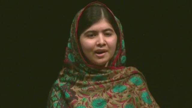Para Malala primero está estudiar antes que jugar Facebook o Candy Crush