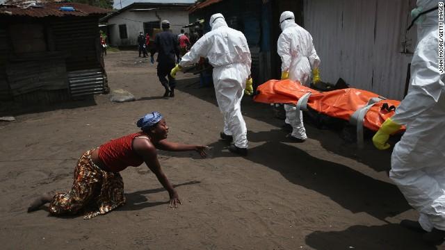 OPINIÓN: ¿Dónde está la empatía por las víctimas africanas del ébola?