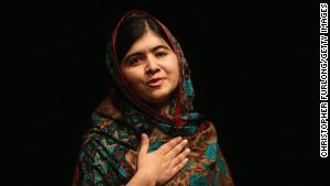 Teen activist; Nobel laureate