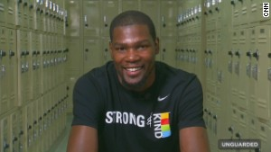 Kevin Durant: Nice Guys Finish First