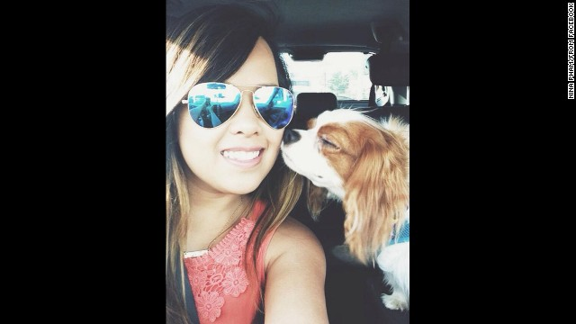 Nina Pham is a nurse who also treated Thomas Eric Duncan at a Dallas hospital. Pham tested positive for Ebola on October 11, three days before her colleague Amber Vinson. She eventually was treated at a National Institutes of Health facility in Maryland, which declared her Ebola-free on October 24.