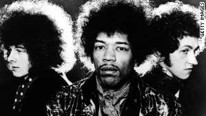 Jimi Hendrix\'s decision to play with white bandmates in his group, the Jimi Hendrix Experience, turned off black audiences.