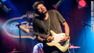 Eric Gales, a performer on the \