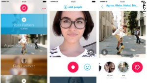 Skype has a new Snapchat competitor: Qik