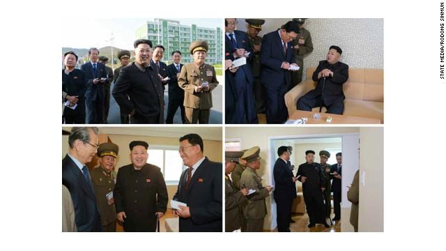 Nuevas imágenes de Kim Jong Un