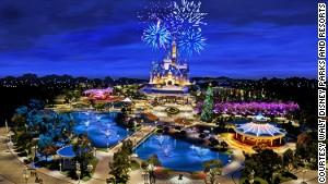 Mouse in China: Shanghai Disney Resort