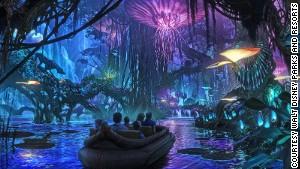 Blue planet: Avatar Land