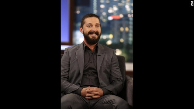 "Over the past year, Shia LaBeouf's behavior has gone from precocious and unpredictable to downright bizarre. As LaBeouf gets back on his feet with his upcoming film ""Fury,"" take a look at how the star <a href='http://www.cnn.com/2014/02/11/showbiz/gallery/guess-the-child-star/index.html' target='_blank'>went from a kid actor</a> to a man who briefly preferred to wear a paper bag over his head."