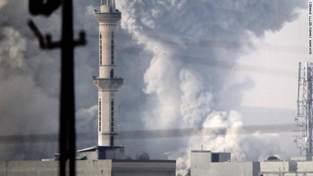 ISIS sigue avance hacia Bagdad a pesar de los ataques aéreos de la coalición