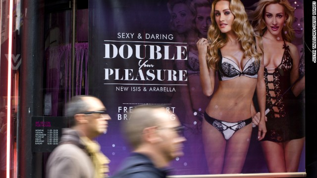 British retailer Ann Summers apologized after launching a lingerie line called Isis, but she didn't change the name.