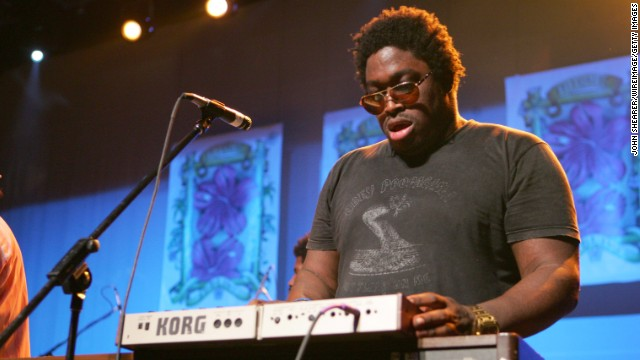 "<a href='http://www.cnn.com/2014/10/14/showbiz/isaiah-ikey-owens-death-mars-volta-jack-white/index.html' target='_blank'>Isaiah ""Ikey"" Owens</a>, the keyboardist in Jack White's backing band, died Tuesday, October 14. The musician also played with bands such as Mars Volta and Free Moral Agents. He was 38."