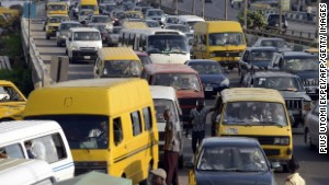 Quiet! Lagos bans car horns for a day