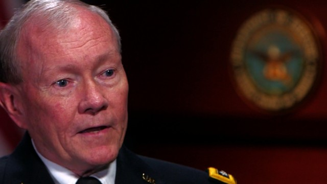 """Jefe de Estado Mayor Conjunto de EE.UU.: """"Podemos evitar la caída de Bagdad"""""""