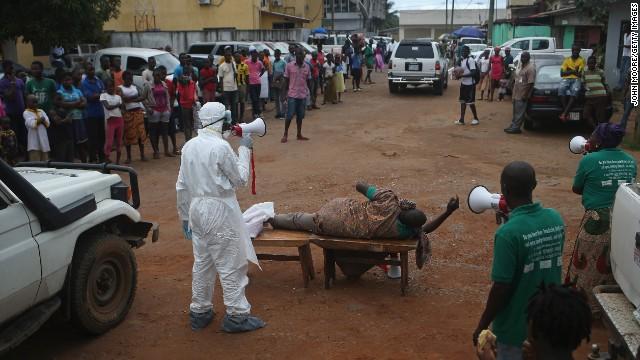 Ébola: ¿quién es el paciente cero?