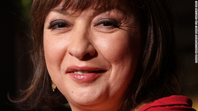 Actress <a href='http://ift.tt/1sVFIIE'>Elizabeth Pena</a> died October 14, according to her manager. She was 55.
