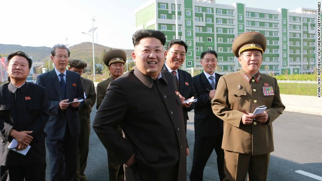 South Korea: Kim Jong Un had ankle surgery to remove cyst