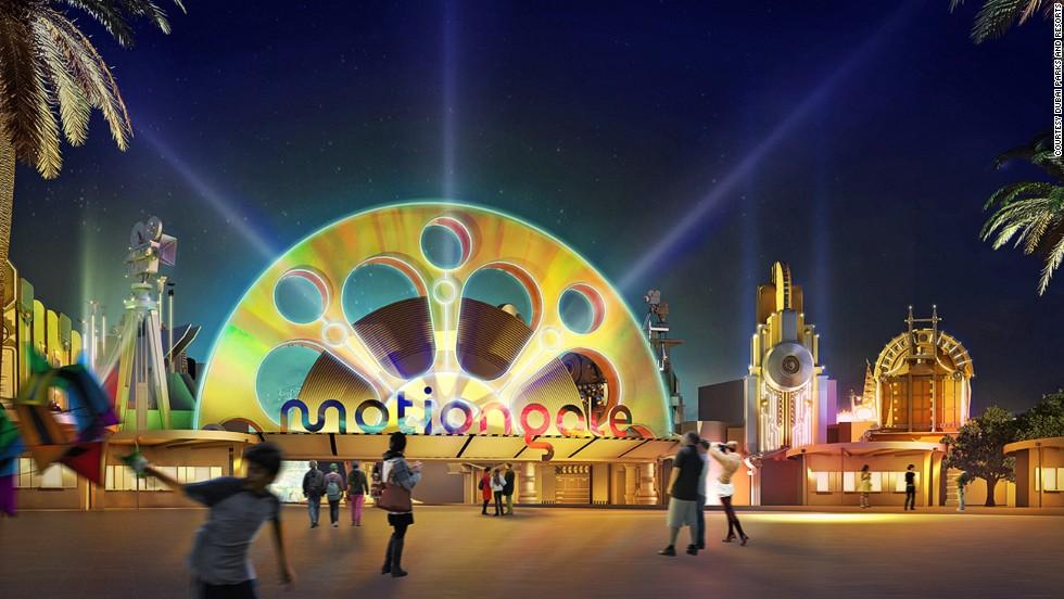 Dubái: El futuro rey de los parques temáticos