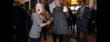 Why is this 10-year old so excited to meet Hillary Clinton?