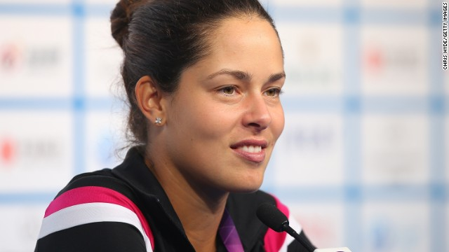 #7: Ana Ivanovic: The former No. 1 is back in the top 10 for the first in five years. She started the year by upsetting Serena Williams at the Australian Open before losing in the quarterfinal, and has won four WTA titles this year.