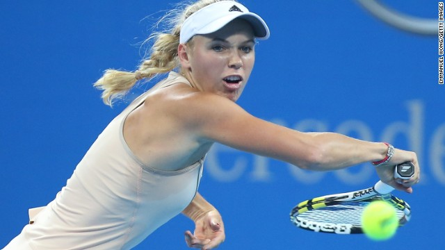 #8: Caroline Wozniacki: Like Ivanovic, the former world No. 1 is now back in the top 10. The Dane capped off a successful summer by advancing to the U.S. Open final where she lost to her close friend Serena Williams. This is the first time in three years that Wozniacki has qualified for the WTA Finals.