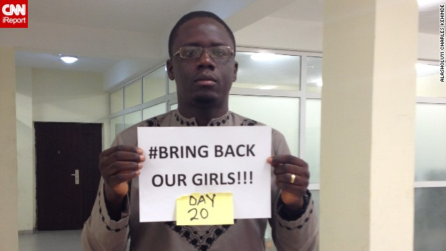 La campaña #BringBackOurGirls