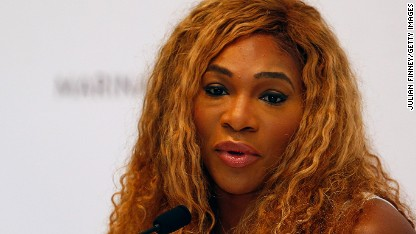 Tennis: Serena fury over 'sexist' remarks