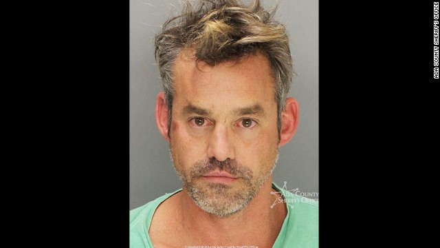 Buffy' star Nicholas Brendon arrested in Boise, Idaho - CNN com