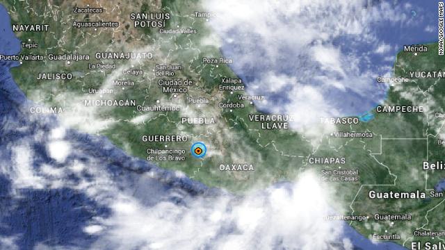 Tormenta Trudy deja seis muertos durante su paso por México