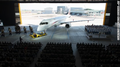 Japan's first jetliner for 50 years