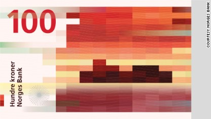 Is this the world's sexiest banknote?
