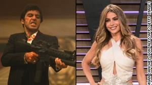 Sofia Vergara as Al Pacino in