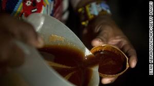 CNN's Lisa Ling goes inside an ayahuasca ceremony