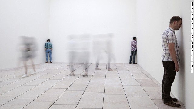 On the performance art side, Oliver Beer's <i>Composition For a New Museum </i>has three people singing in different corners of a room to demonstrate the building's acoustics.