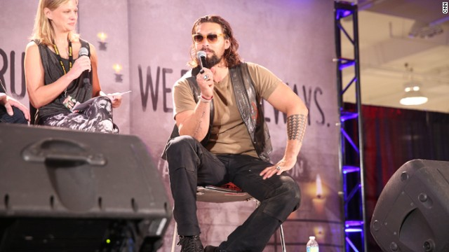 Jason Momoa S Must See Game Of Thrones Audition Cnn Com
