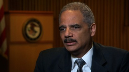 Financial crisis failure frustrates Holder