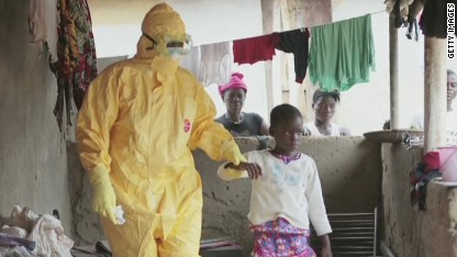 Mali confirms its first case of Ebola
