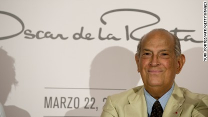 5 ways Oscar de la Renta was a pop icon