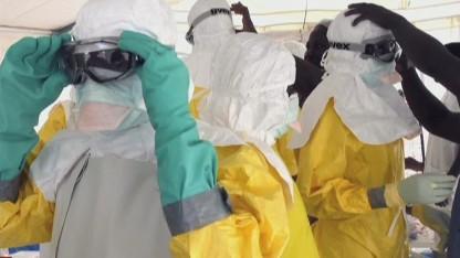 Help stop the spread of Ebola