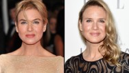 Renee Zellweger, feliz de que hablen de su 'look'