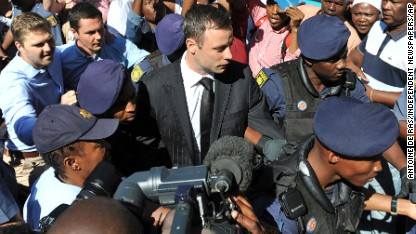 Steenkamp's parents are 'satisfied'