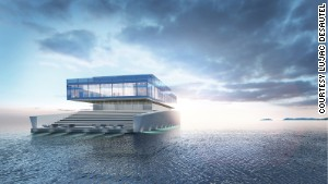 Behold superyachts of the future