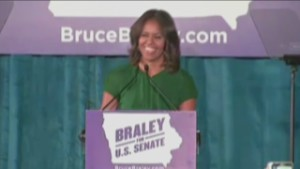 FLOTUS corrects her Bruce Braley fumble