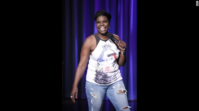 "Leslie Jones is going from ""Saturday Night Live's"" writers room to the main stage. The comedic talent <a href='http://deadline.com/2014/10/leslie-jones-saturday-night-live-new-cast-member-856104/' target='_blank'>has been promoted</a> to ""SNL's"" main cast after getting her start behind the scenes in January. Click through to see other female SNL comedians through the years:"