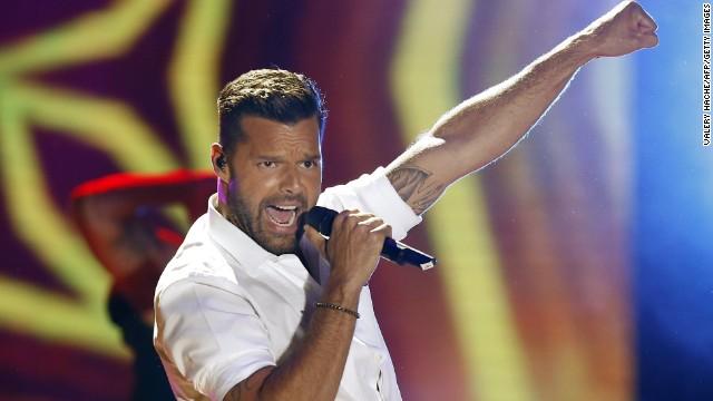 Ricky Martín lanza su nuevo video musical en Twitter