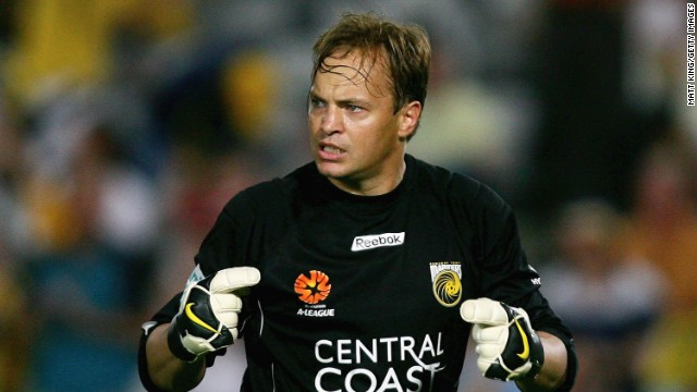 "Former Chelsea goalkeeper Mark Bosnich was banned by England's Football Association in 2002 for nine months after testing positive for cocaine. Bosnich describes this period as the time he ""went completely off the rails."""